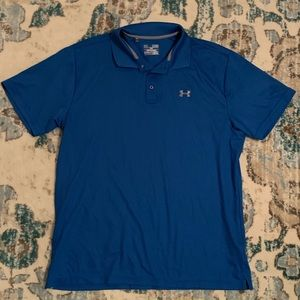 Under Armour dri fit polo